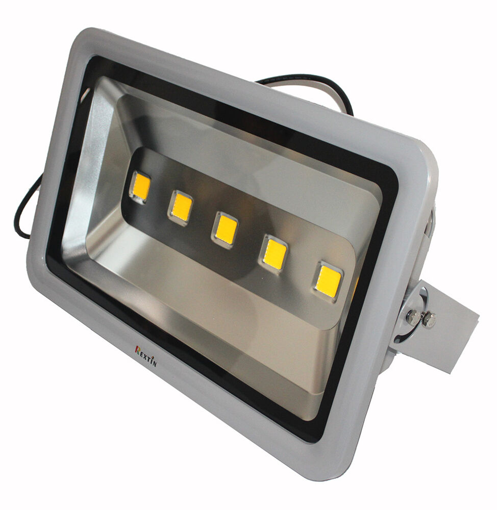 brightest security energy flood light 250w led waterproof outdoor for. Black Bedroom Furniture Sets. Home Design Ideas