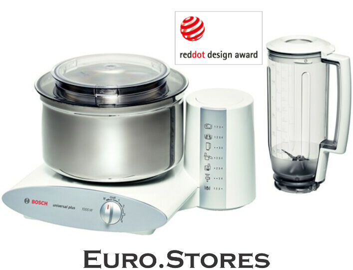 Bosch Universal Plus Food Processor Review