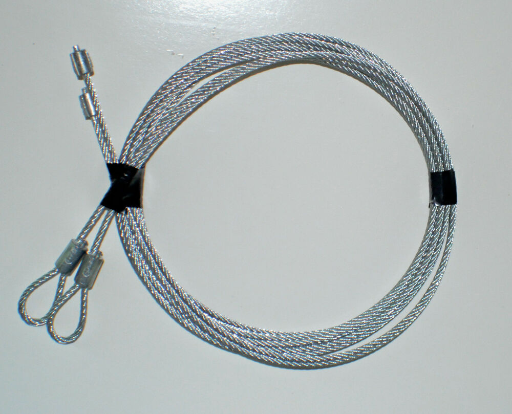 Garage Door Cables For Torsion Spring Doors 7 Clopay