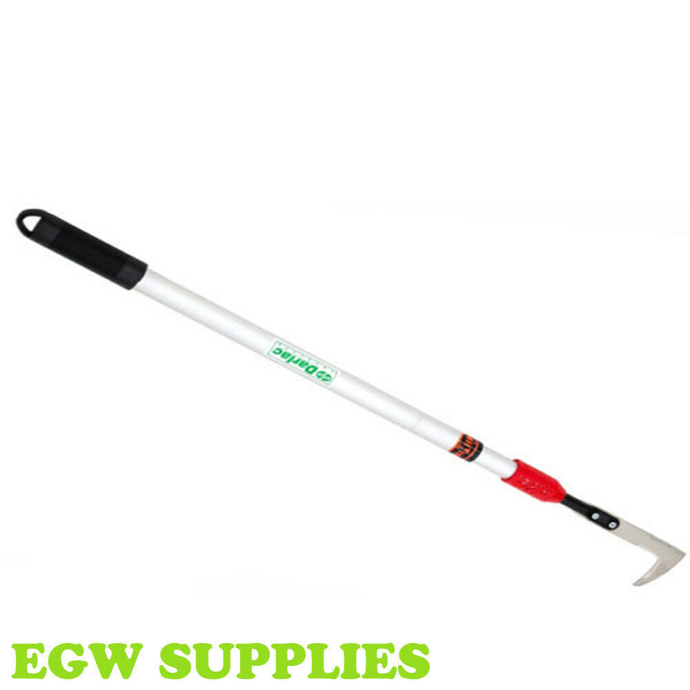 Darlactelescopic weed knife easy weed removal for Professional gardening tools