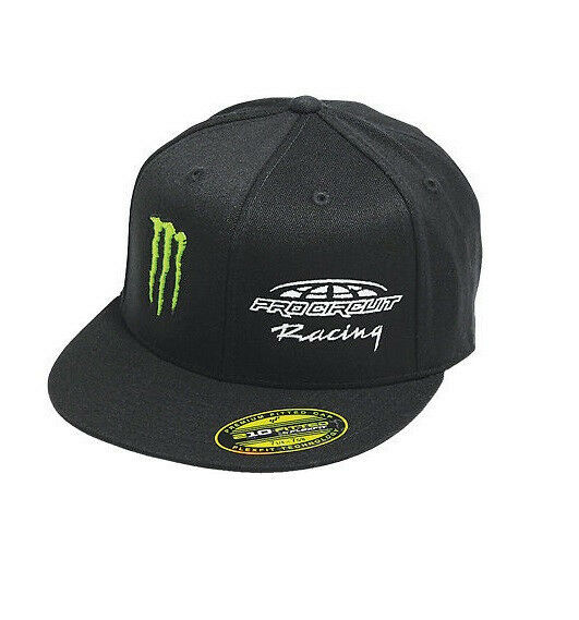 Pro Circuit Racing Monster Energy 210 Premium Fitted Cap