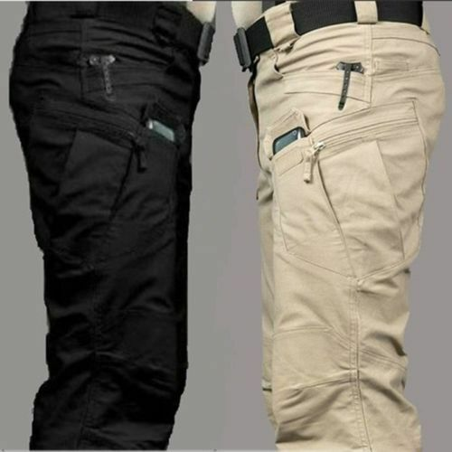 Mens Outdoor Military City Tactical Combat Trousers Hiking