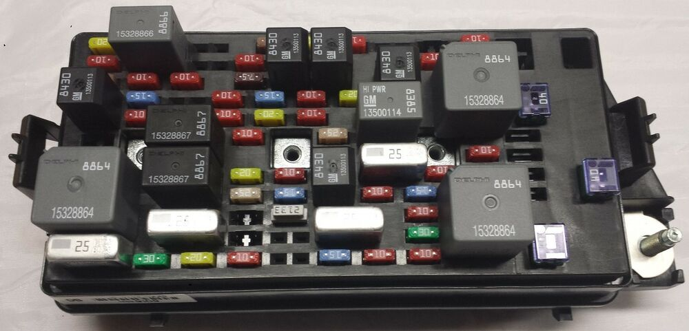 2010 Buick Lucerne Fuse Box Used on buick lesabre engine diagram