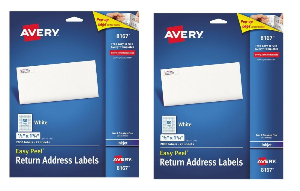 avery labels 8167 template free