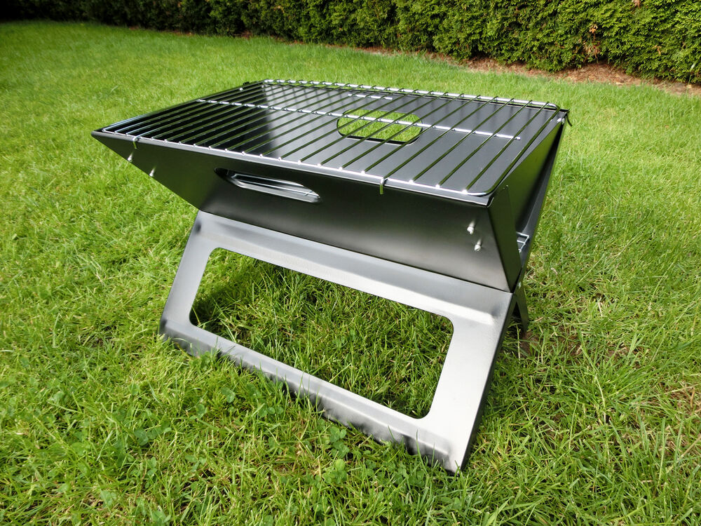 bbq choice portable folding barbecue grill outdoor. Black Bedroom Furniture Sets. Home Design Ideas