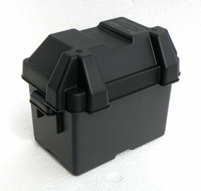 Lawn Tractor Battery Box : Lawn mower batteries ebay autos post