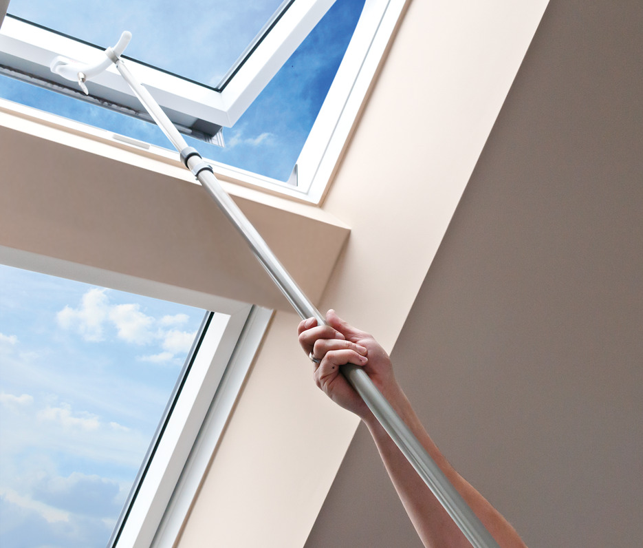sunlux telescopic control rod pole for skylight roof