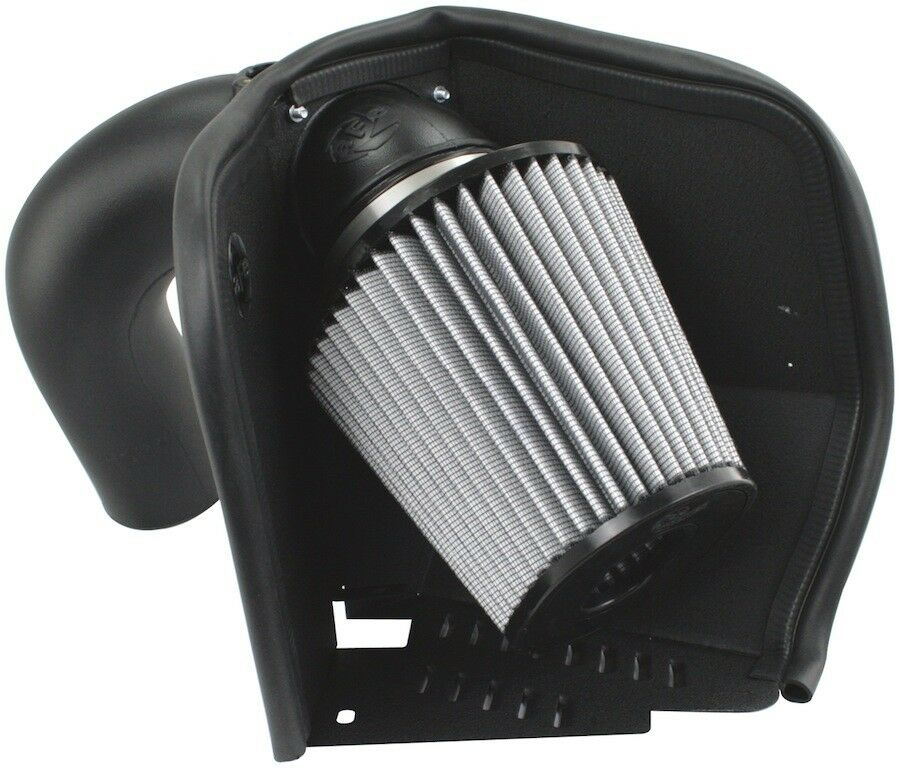 afe cold air intake with pro dry s filter for 2007 5 2012. Black Bedroom Furniture Sets. Home Design Ideas