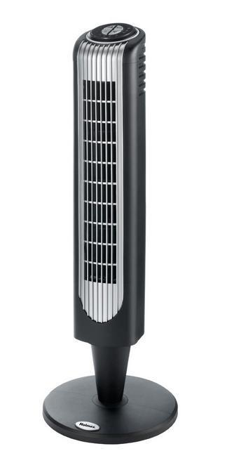 Tall Portable Fan : Tower fan tall oscillating portable air cooler control