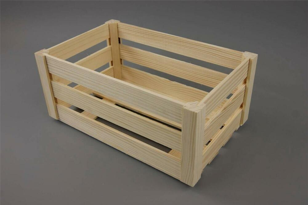 Vintage wooden crates the image kid has it for How to make apple crates