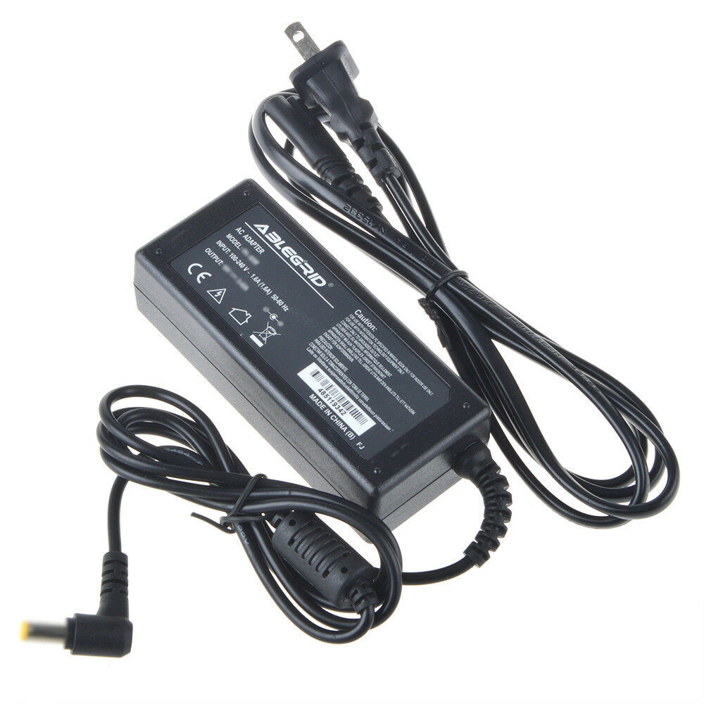 Generic Ac Adapter Charger For Acer Monitor S202hl S271hl H226hql H226hqlbid
