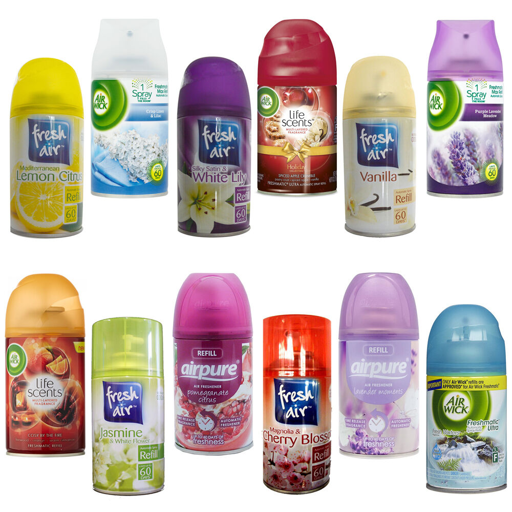 The only % natural plug in air freshener refill options available. Scent Fill ® is a patented, universal fit refill that can be used with your existing Glade ®, Air Wick ® and more oil warmers and diffusers.