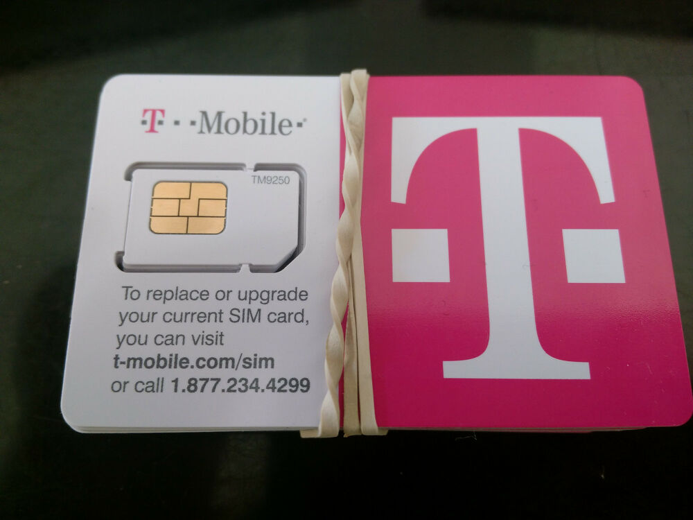 Activating your new SIM card. If you're new to T-Mobile and just got your SIM card, it's most likely already activated. You just need to insert the SIM card and go! If you're a new prepaid customer, check out Activate your Prepaid service. If you already have T-Mobile and this is a replacement SIM, you'll need to contact us or stop by a store to complete the change. Delete Document Close. Are.