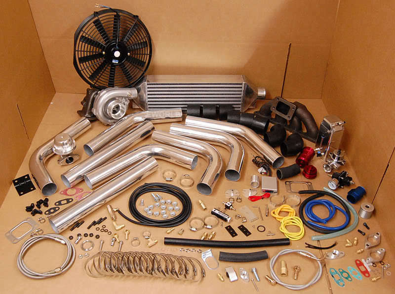s10 Sonoma Chevy T3 2.2L HUGE TURBO KIT 4cyl 1995 1996 ...