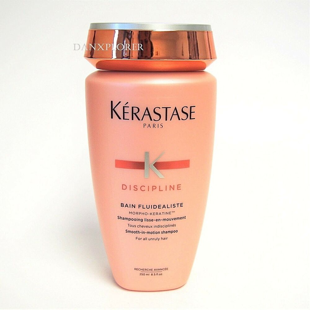 kerastase discipline bain fluidealiste shampoo 250ml or ebay. Black Bedroom Furniture Sets. Home Design Ideas