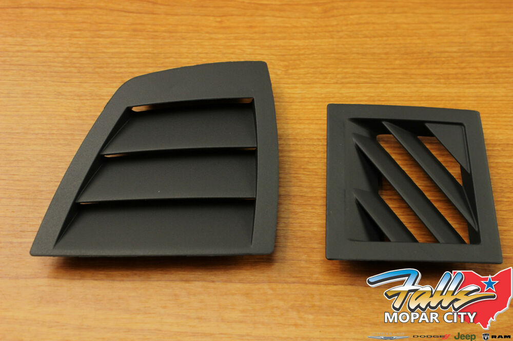 2005 2007 dodge charger magnum left and right dash vent - Dodge magnum interior accessories ...