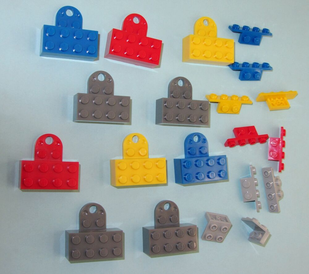 LEGO Refrigerator Magnet Party Favor Birthday Gift Goodie