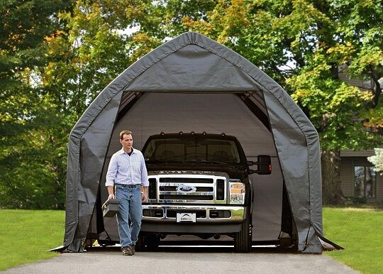 ShelterLogic 13x20x12 Truck SUV Shelter Portable Garage ...
