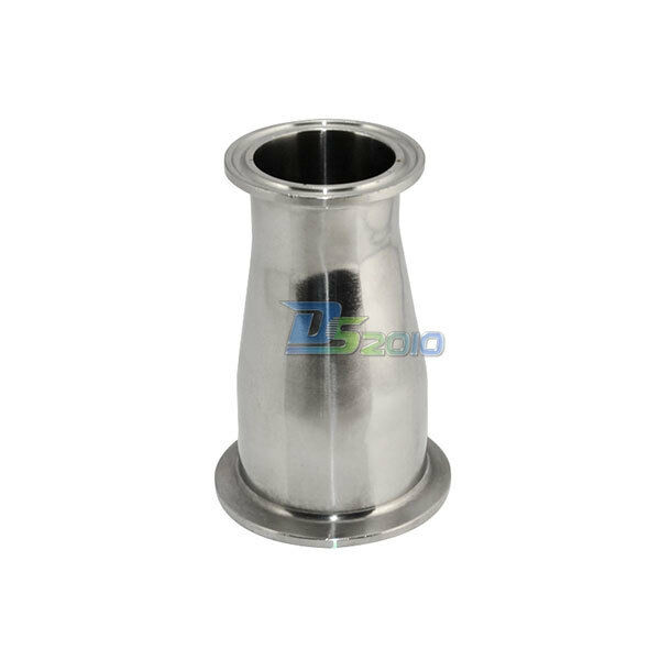 """Mm to quot """" sanitary ferrule reducer fitting ss"""