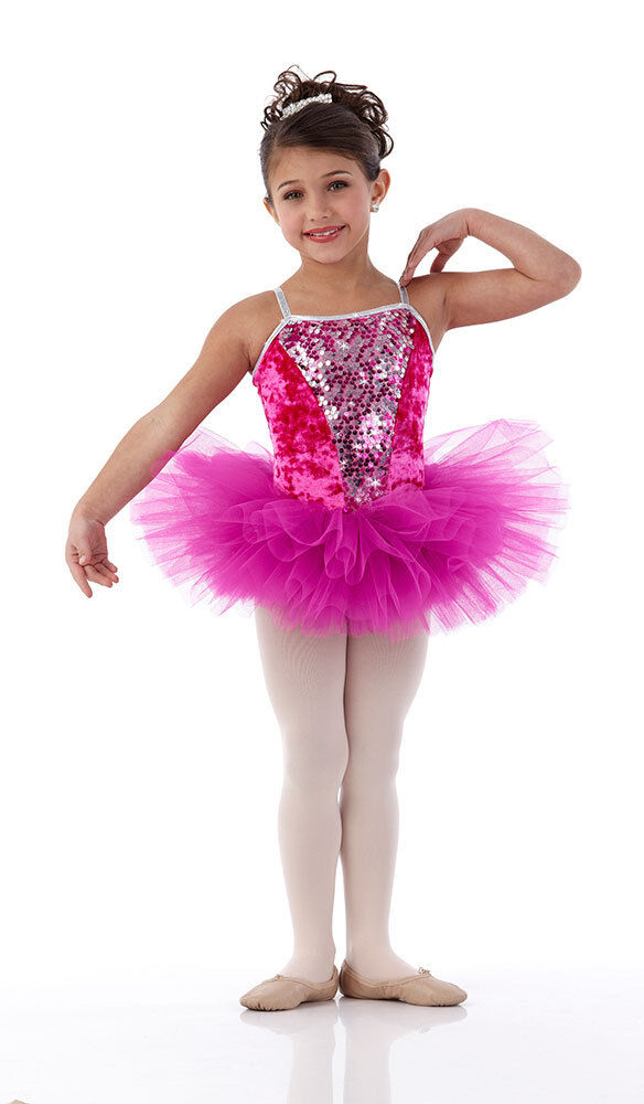 Sparkle Ballet Tutu Dance Costume SWEET NOTHING Pink ...