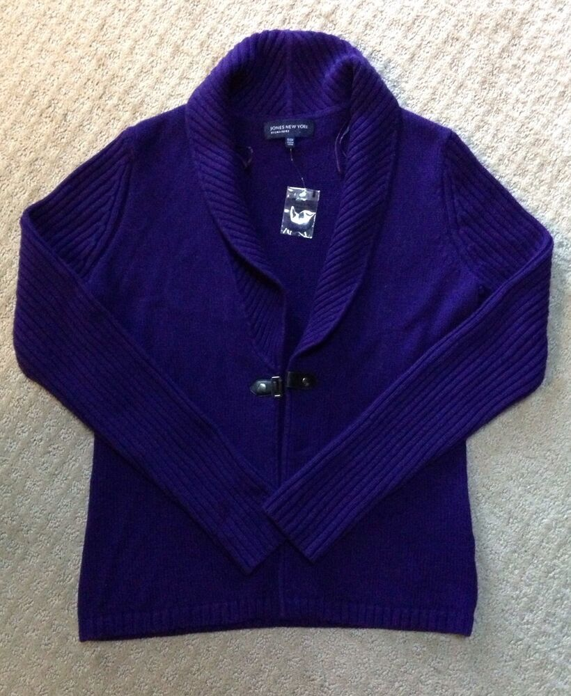 Jones New York Cardigan 60