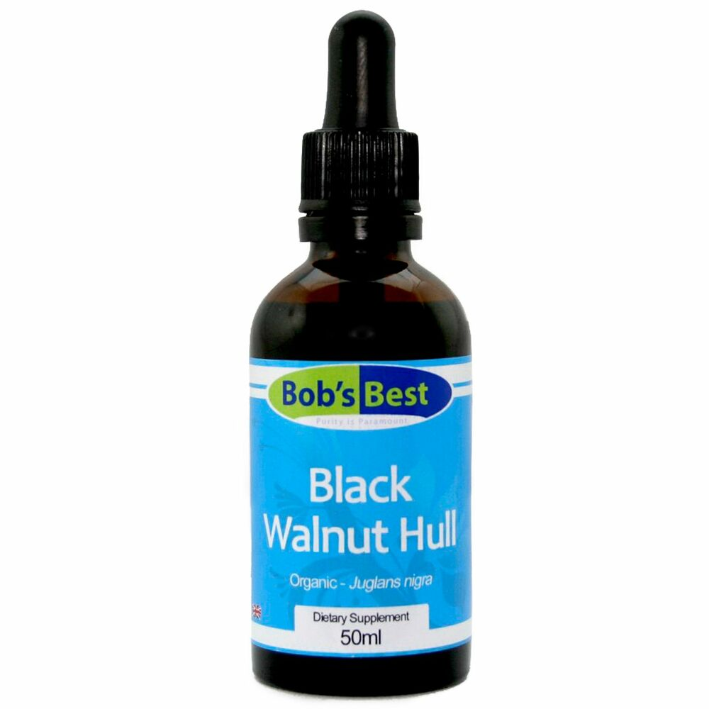 Walnut hull tincture