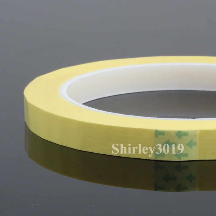 Mylar Heat Resistant Adhesive Insulation Tape 12mm X 66m