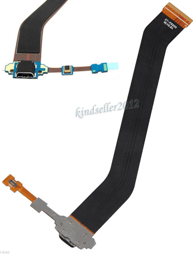 Flex Cable Usb Charging Charger Port Mic F Samsung Galaxy