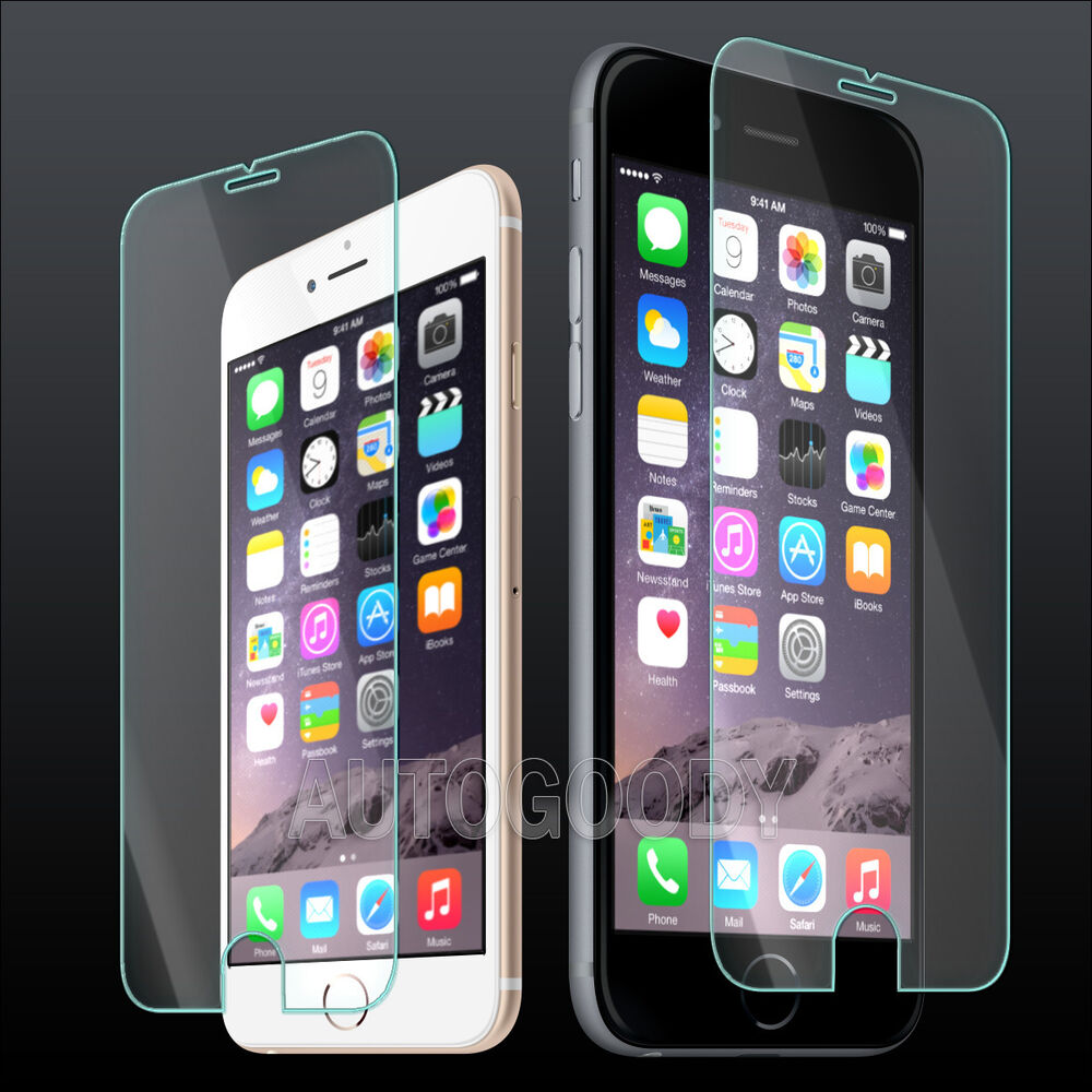 Tempered Glass for iPhone 6 S Screen Protector for iPhone