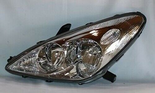 Lexus Headlamp Assembly : Left side replacement headlight assembly for