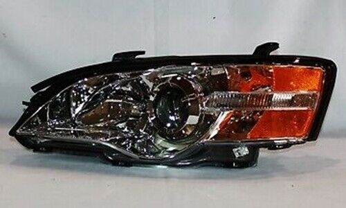 Left Side Replacement Headlight Assembly For 2006 Outback