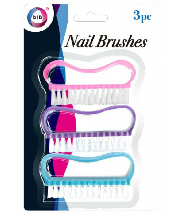 Nail Art Brush Cleaner: Nail Cleaning Brush Plastic Cleaner Manicure Tools Polish