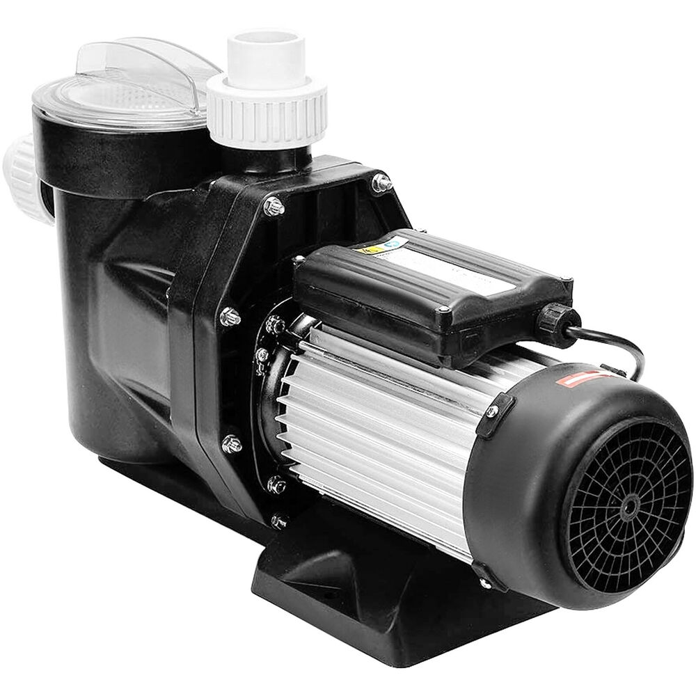2 5hp Swimming Pool Pump Self Priming Spa Above In Ground