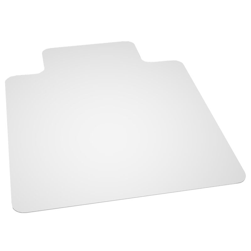 office chair mat hard floor protector 36 x 48 clear vinyl chairma