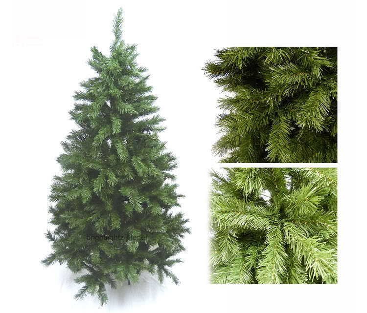 6FT 180CM GREEN ARTIFICIAL CHRISTMAS XMAS TREE HINGED