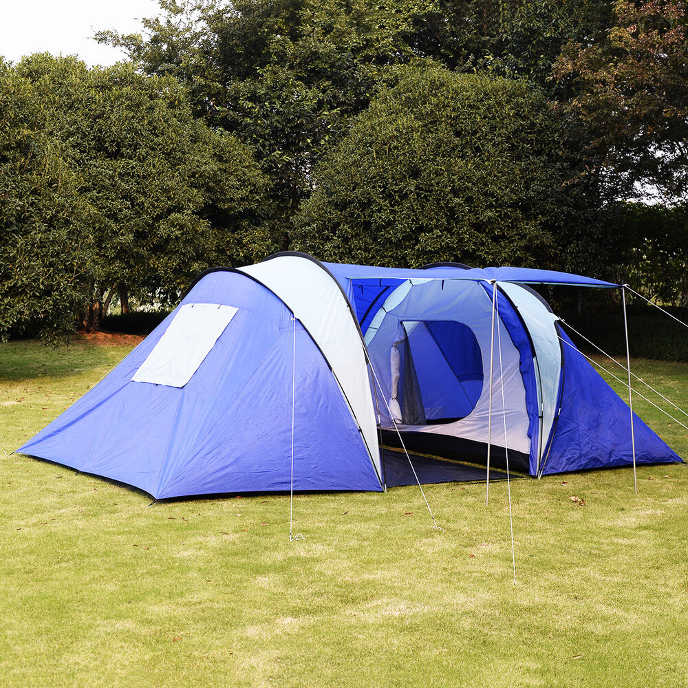 One Man Tent : Goplus person man waterproof camp room hiking