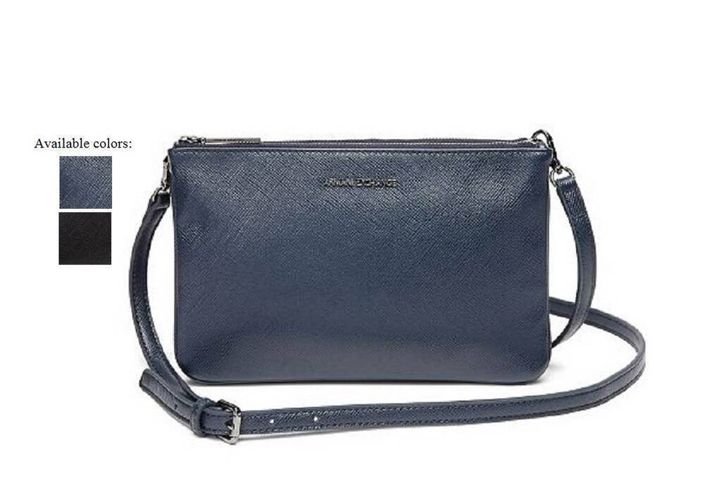 new armani exchange womens crossbody bag g5ba948 ebay