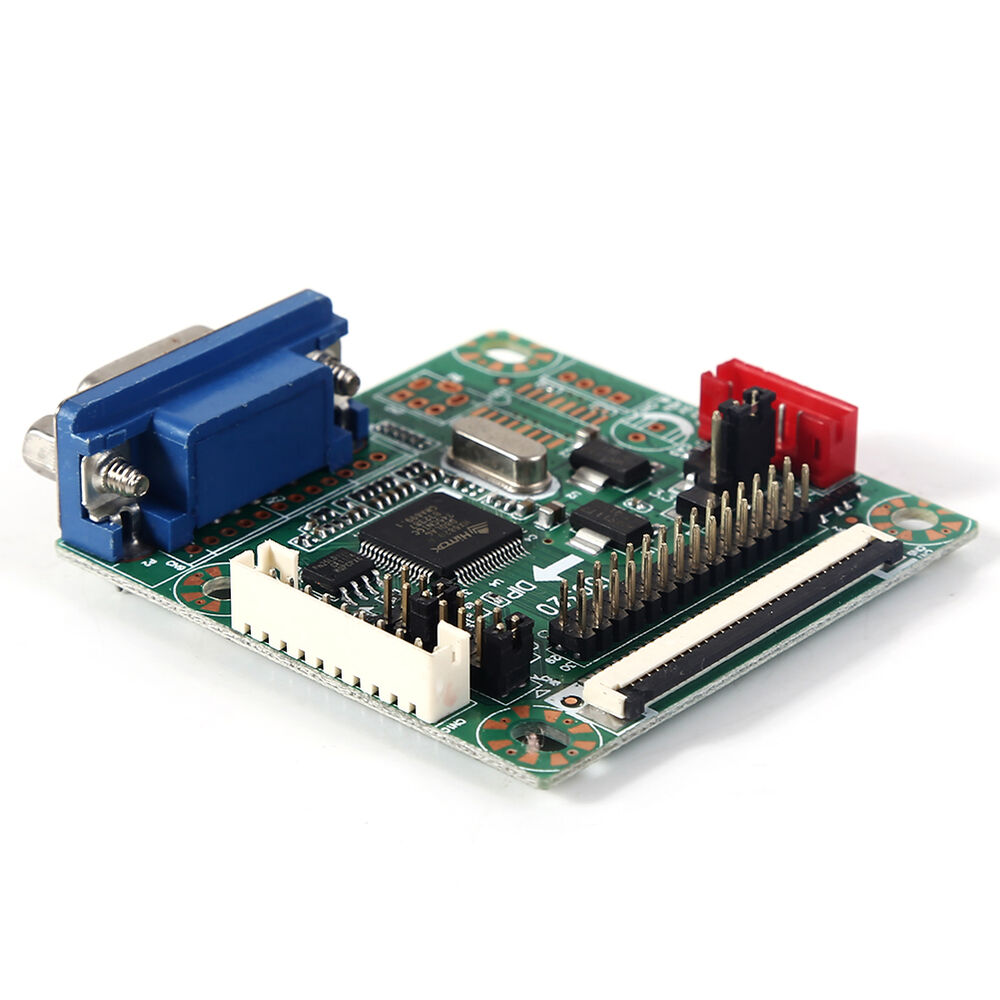 New Mt6820 B Universal Lvds Lcd Monitor Driver Controller