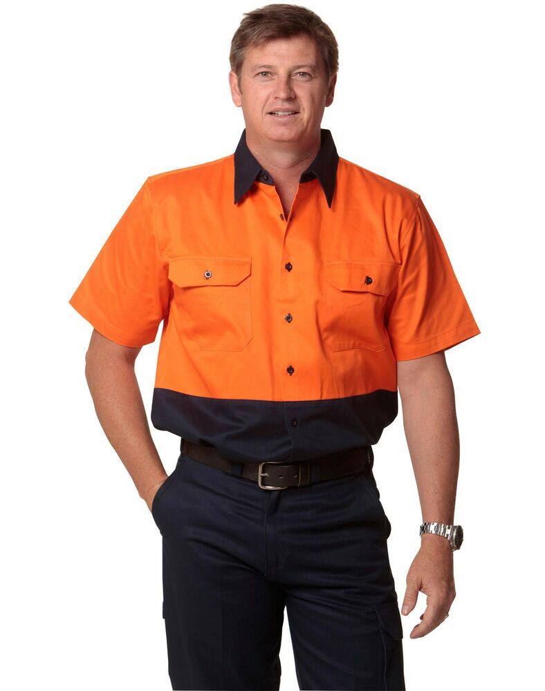 Mens Work Polo Shirts