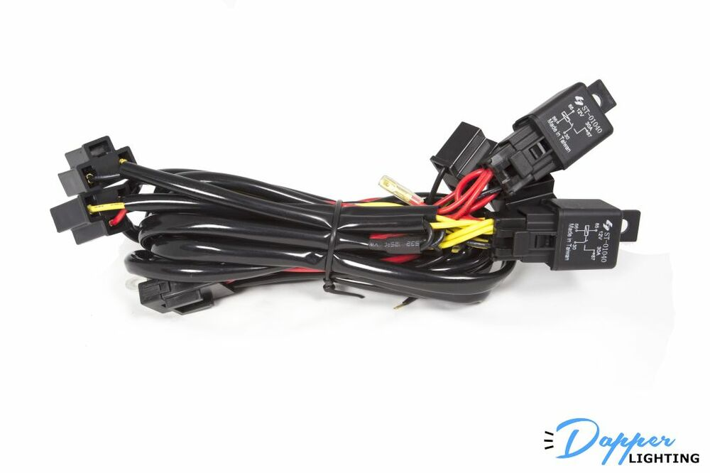 4 pin light bulb wiring oem h4 headlight relay wiring harness system 4 headlamp ... oem h4 headlight relay wiring harness system 4 headl light bulb #4