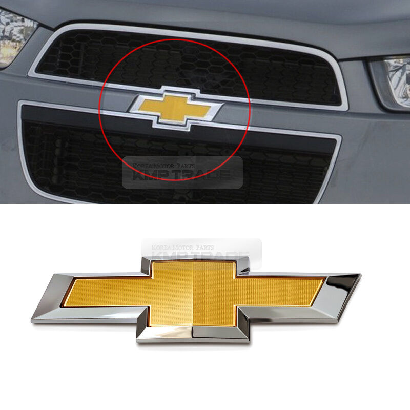 oem genuine parts front grille emblem logo badge for. Black Bedroom Furniture Sets. Home Design Ideas