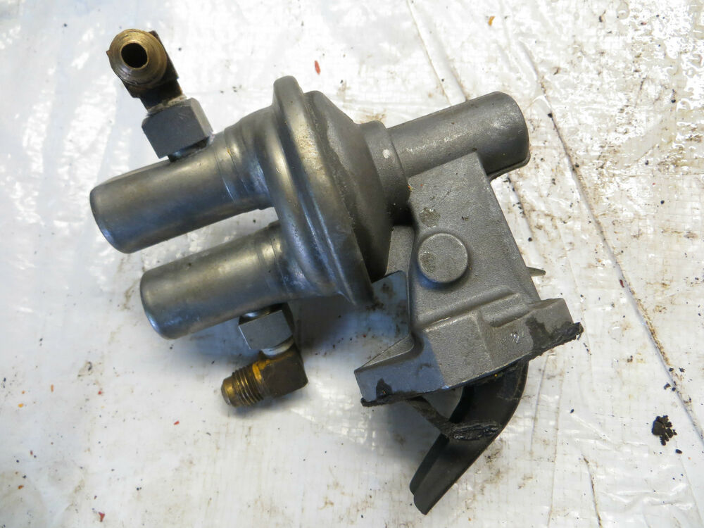 Jd Tractor Fuel Pumps : John deere gas tractor fuel pump ebay