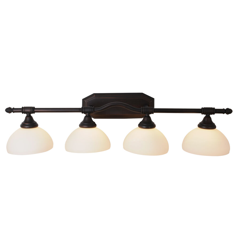 Monument lighting 617091 decorative 4 light vanity fixture for 4 light bathroom fixture
