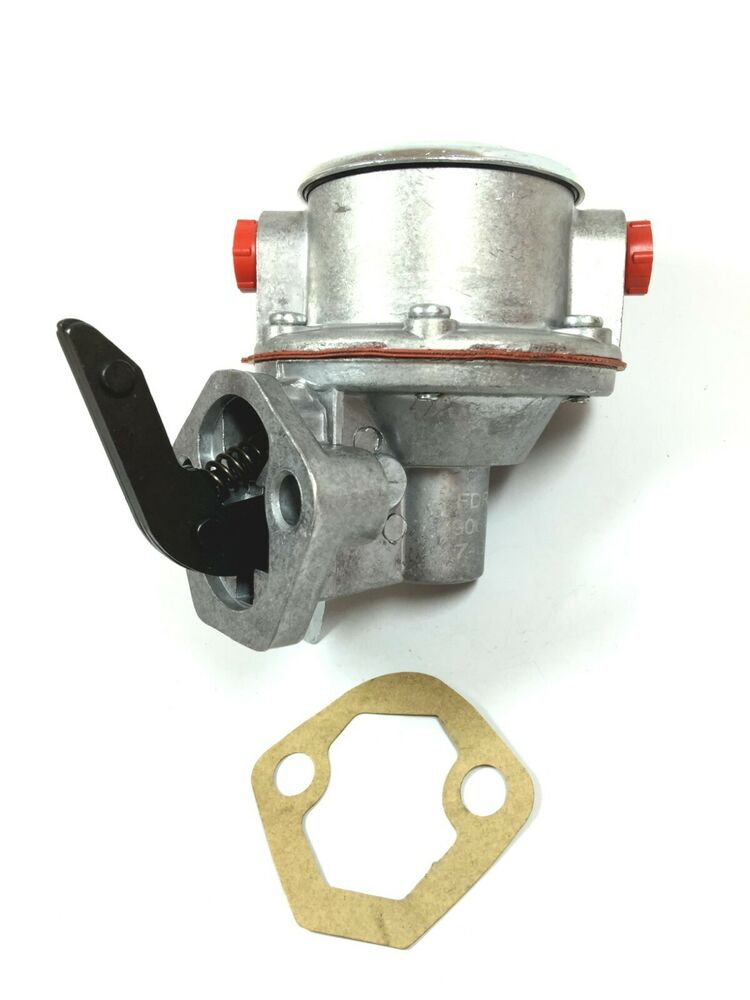 Jd Tractor Fuel Pumps : Re fuel pump for john deere tractor dd