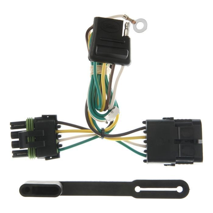2011 rav4 tow hitch wiring harness 04 trailblazer bought a tow lights wiring harness and all trailer connector kit wiring t connectors curt 55319 ebay