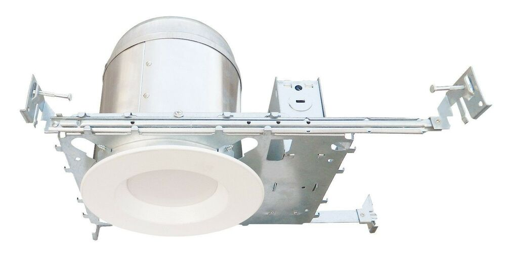 6 Quot New Construction Led Can Air Tight Housing Recessed