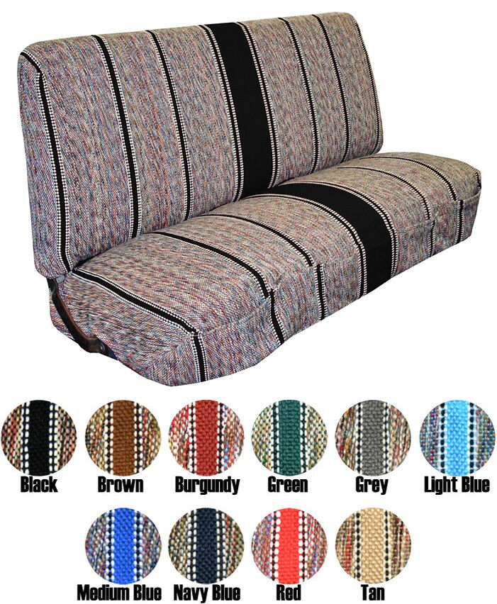 1960 S 1989 Dodge Full Size Truck Bench Seat Covers Ebay