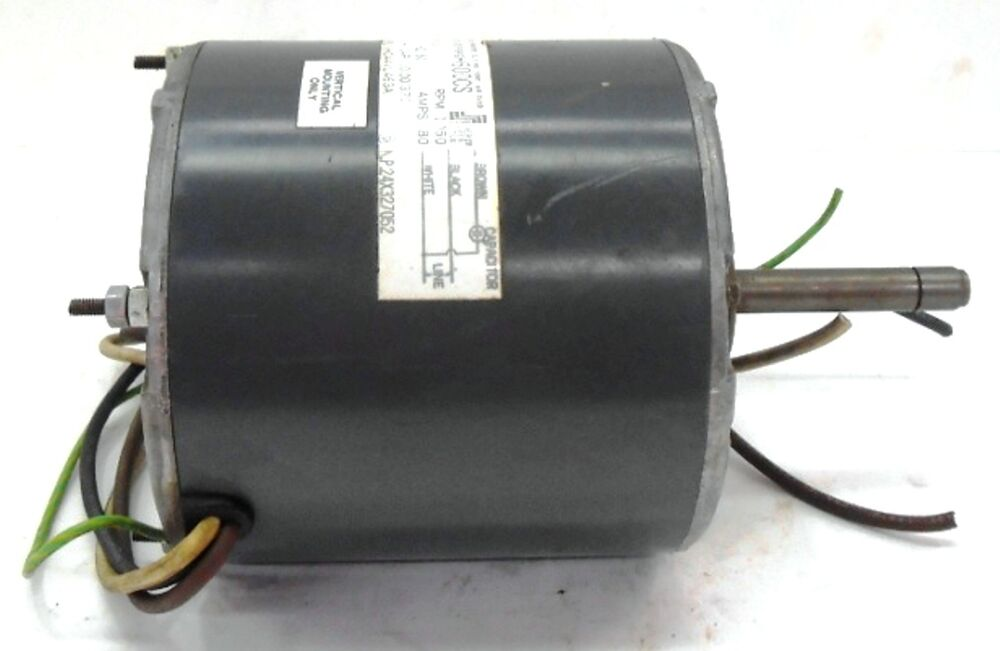 General electric ac motor 5kcp39pgh600cs 1 3 hp 1050 for Dc motor 1 3 hp