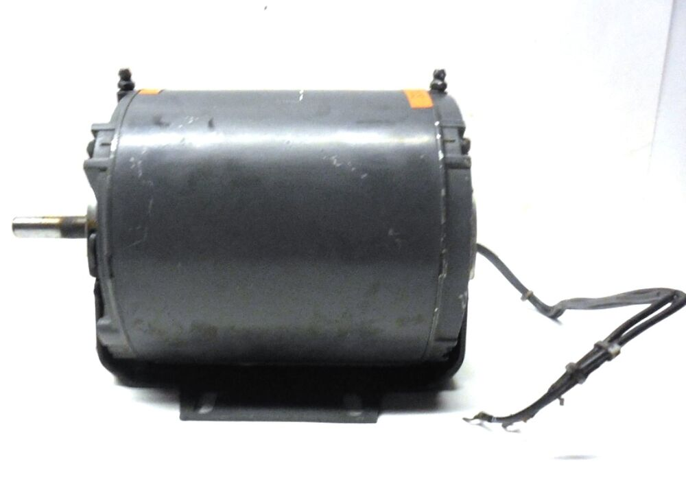 General electric critical fan motor 5k33gn45 ebay for Picture of electric motor
