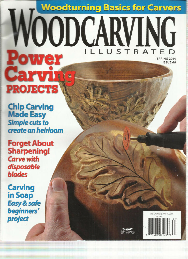 Wood carving illustrated spring issue